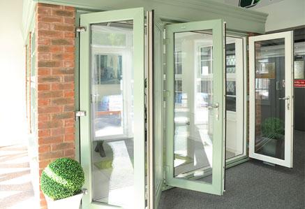 Bifold Doors Nottinghamshire & Modern Contemporary Bi-fold Doors ...